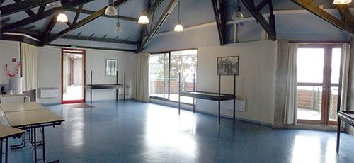 Lea salle où aura lieu le stage Chant-Feldenkrais